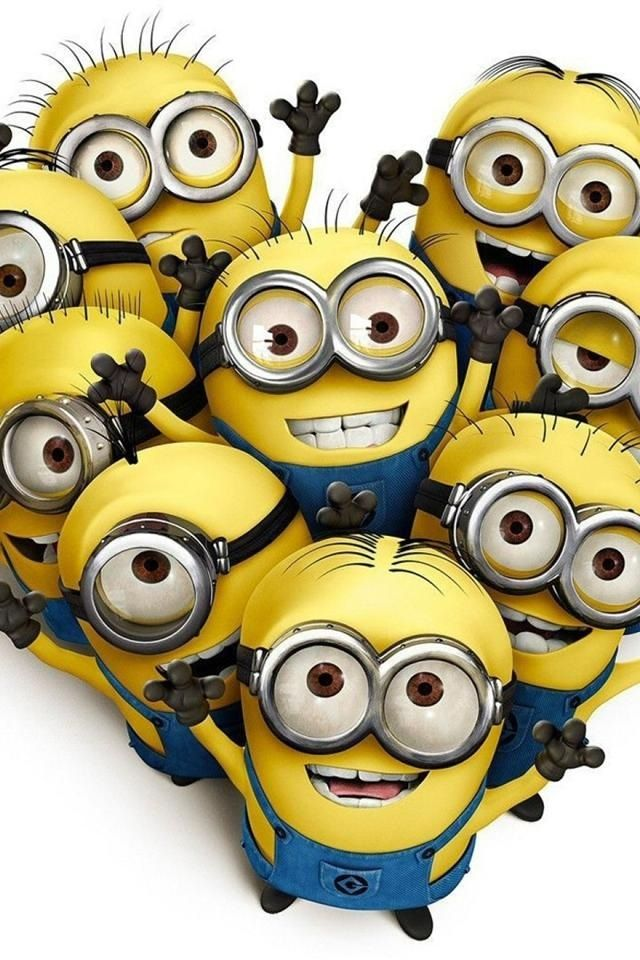 Group of Minions