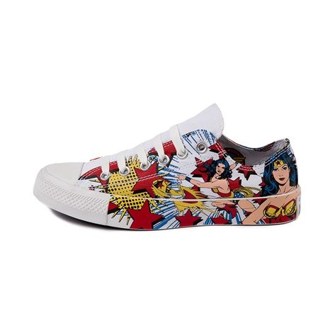 0c720163aadb Converse All Star Lo Wonder Woman Sneaker