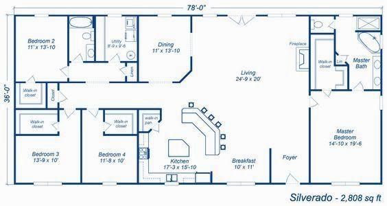 Pin by Ali Bynum on Living Quarters Ideas   Barndominium ...
