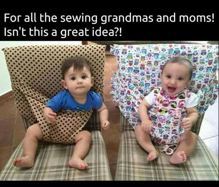 Easy Sew Adorable Seat Cover Baby Restraints