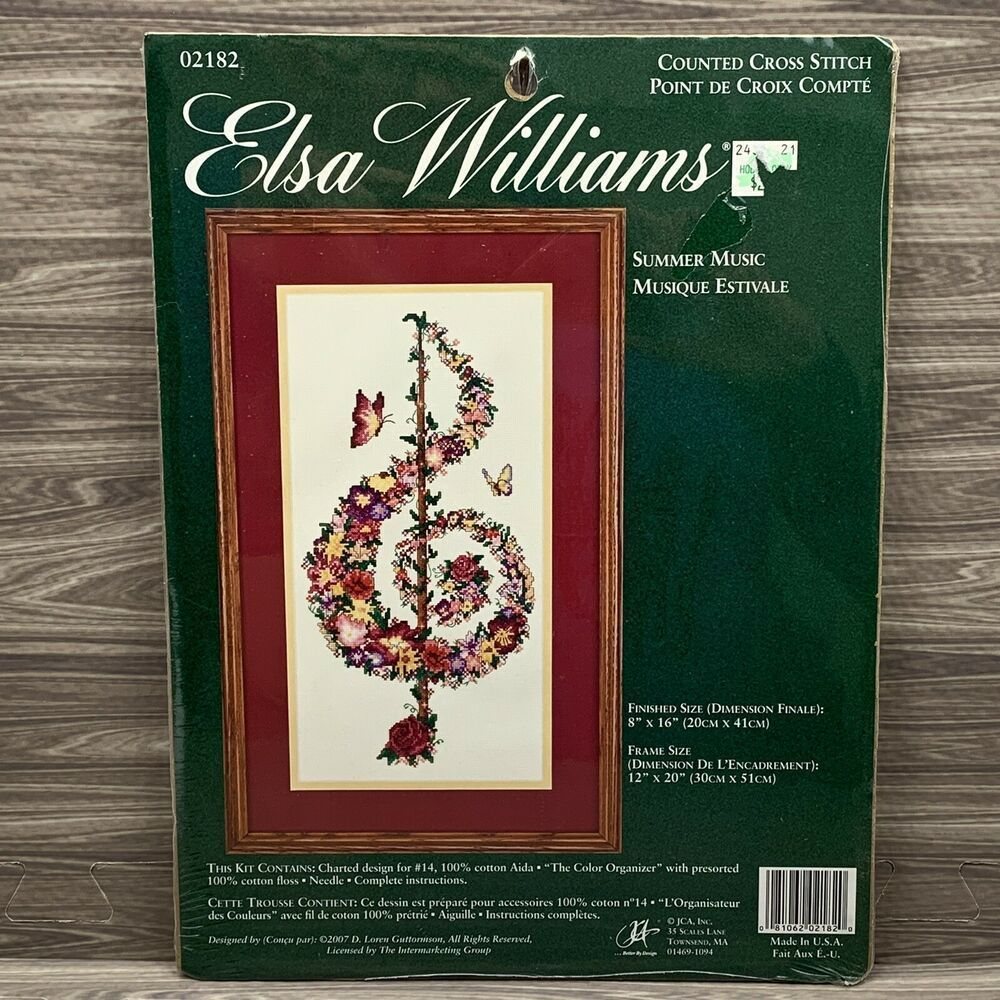 Treble Clef Musical Note Counted Cross Stitch Kit Summer Music Elsa Williams   #ElsaWilliams #Frame #trebleclef Treble Clef Musical Note Counted Cross Stitch Kit Summer Music Elsa Williams   #ElsaWilliams #Frame #trebleclef Treble Clef Musical Note Counted Cross Stitch Kit Summer Music Elsa Williams   #ElsaWilliams #Frame #trebleclef Treble Clef Musical Note Counted Cross Stitch Kit Summer Music Elsa Williams   #ElsaWilliams #Frame #trebleclef Treble Clef Musical Note Counted Cross Stitch Kit Su #trebleclef