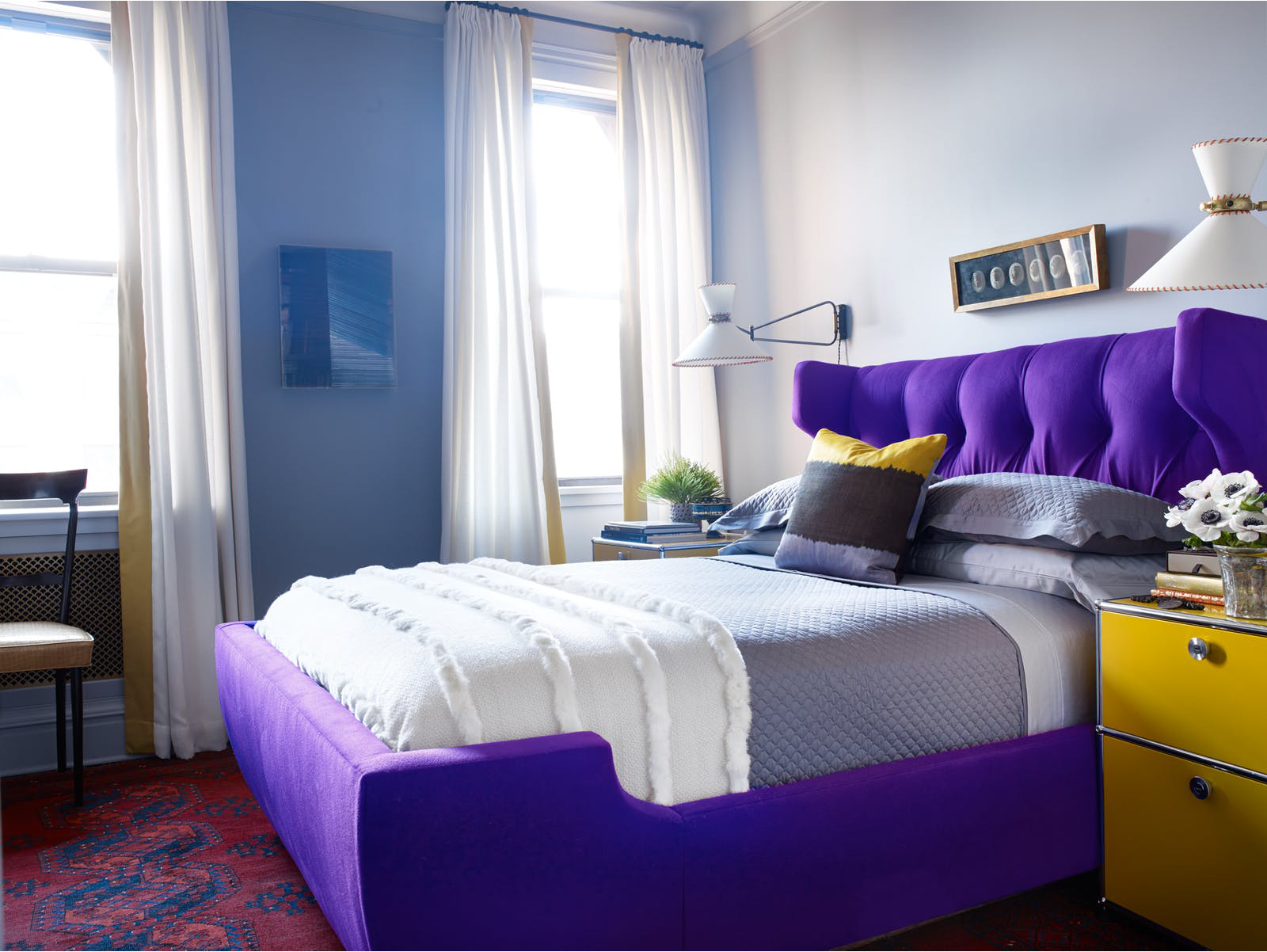 Room The Color Trick That Livens Up