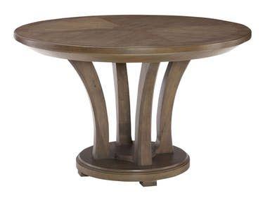 "American Drew 48"" Round Table -Regular Height 488-701R"