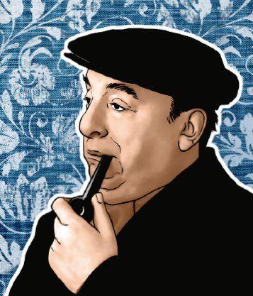 Actividad @Edinumen >> Pablo #Neruda