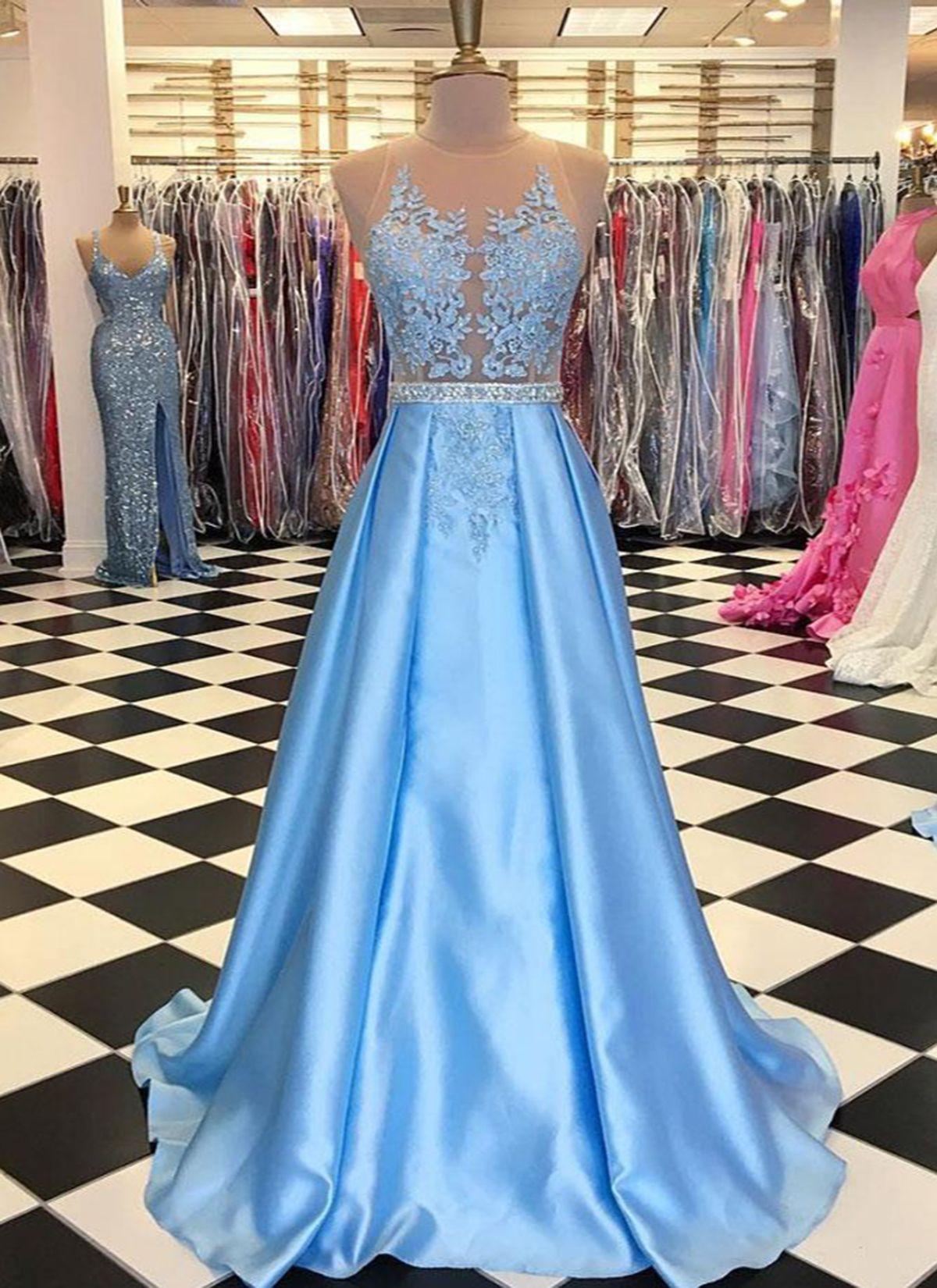 Mermaid Sweetheart Strapless Drop Waist Satin Prom Dress