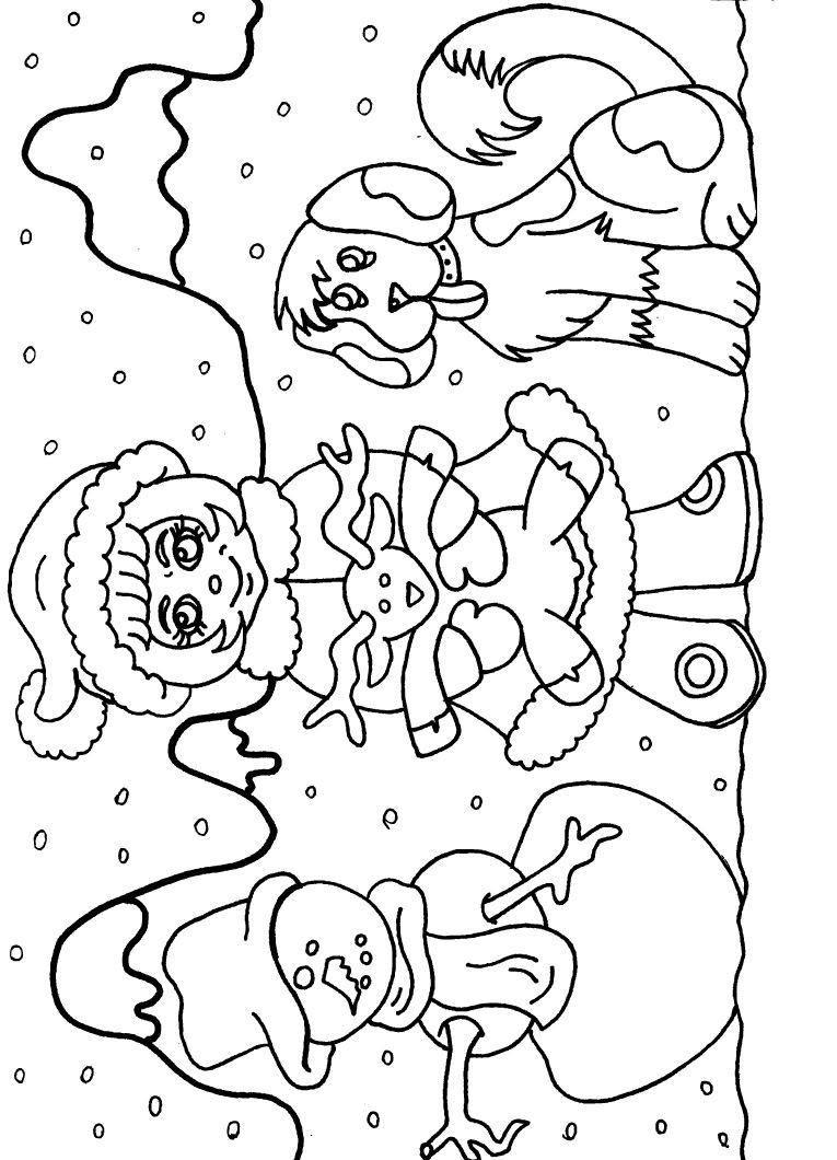 Snowman (11) Printable - Snowman Coloring Pages More snowman ...