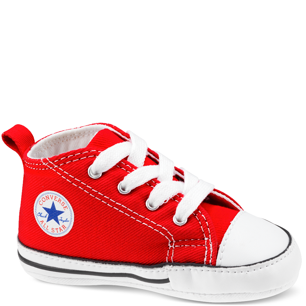 c3399d0b464 Chuck Taylor First Star Infant red