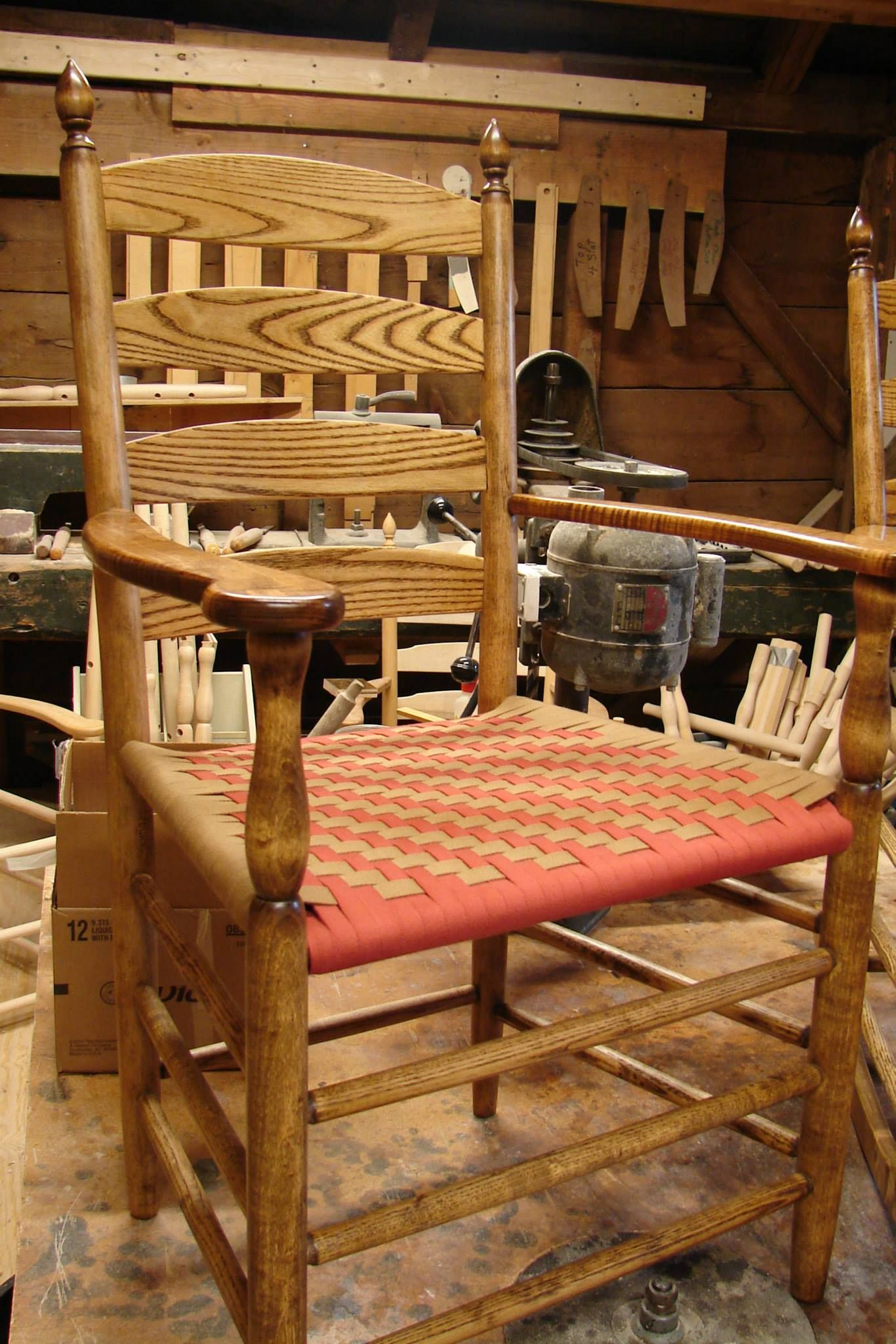 Herringbone in rust and butternut home decor dining
