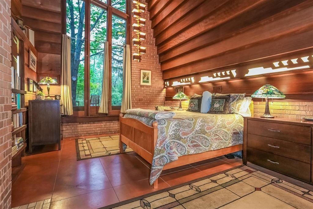 Small Frank Lloyd Wright House Is A Hidden Gem Frank Lloyd