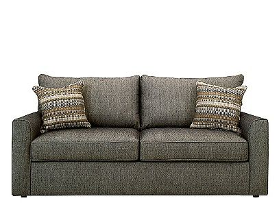 trayce chenille full sleeper sofa living room sleeper sofa full rh pinterest com au