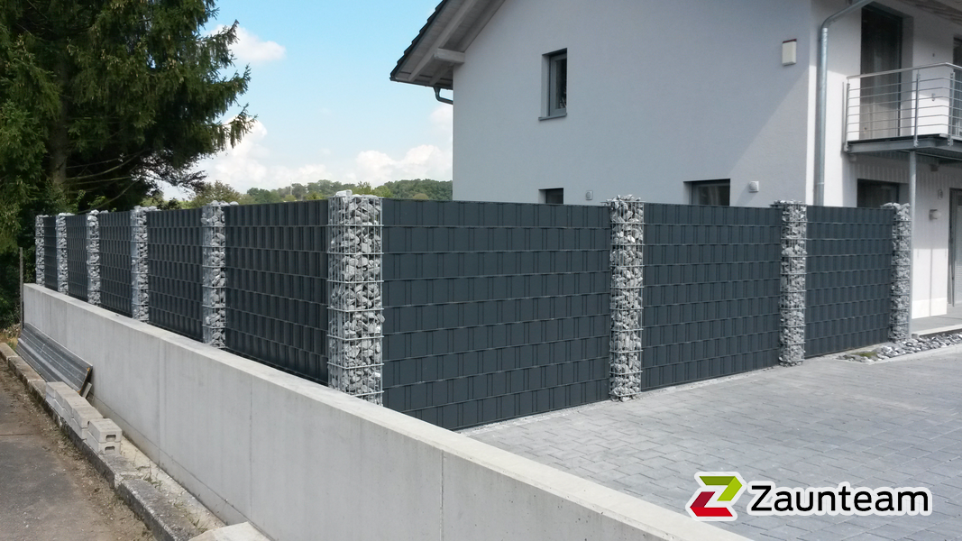 Sichtschutz Eigenbau / Sichtschutzzaun, Zaunteam Granacher, Lauchringen, 79771 Klettgau #zaunideen