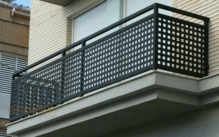 Pin by MARIA DEL R. DENA E. on Barandal | Balcony railing ...