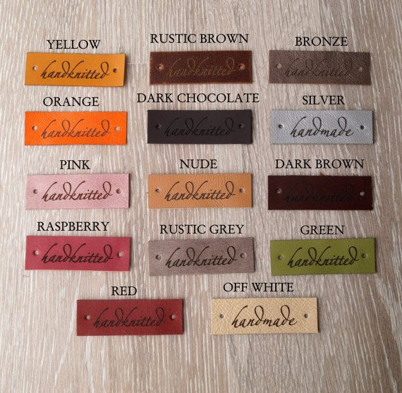 200  Personalized Clothing Sewing Labels SEW-IN