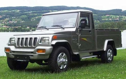 Mahindra Bolero Pick Up Flat Bed Bs3 Monster Trucks Spare