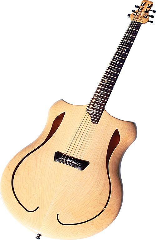 L Atypique Pegasus De Jon Kammerer Guitars Retrouvez Des Cours De Guitare D Un Nouveau Genre Sur Mymusicteacher Fr Guitar Guitar Collection Acoustic Guitar