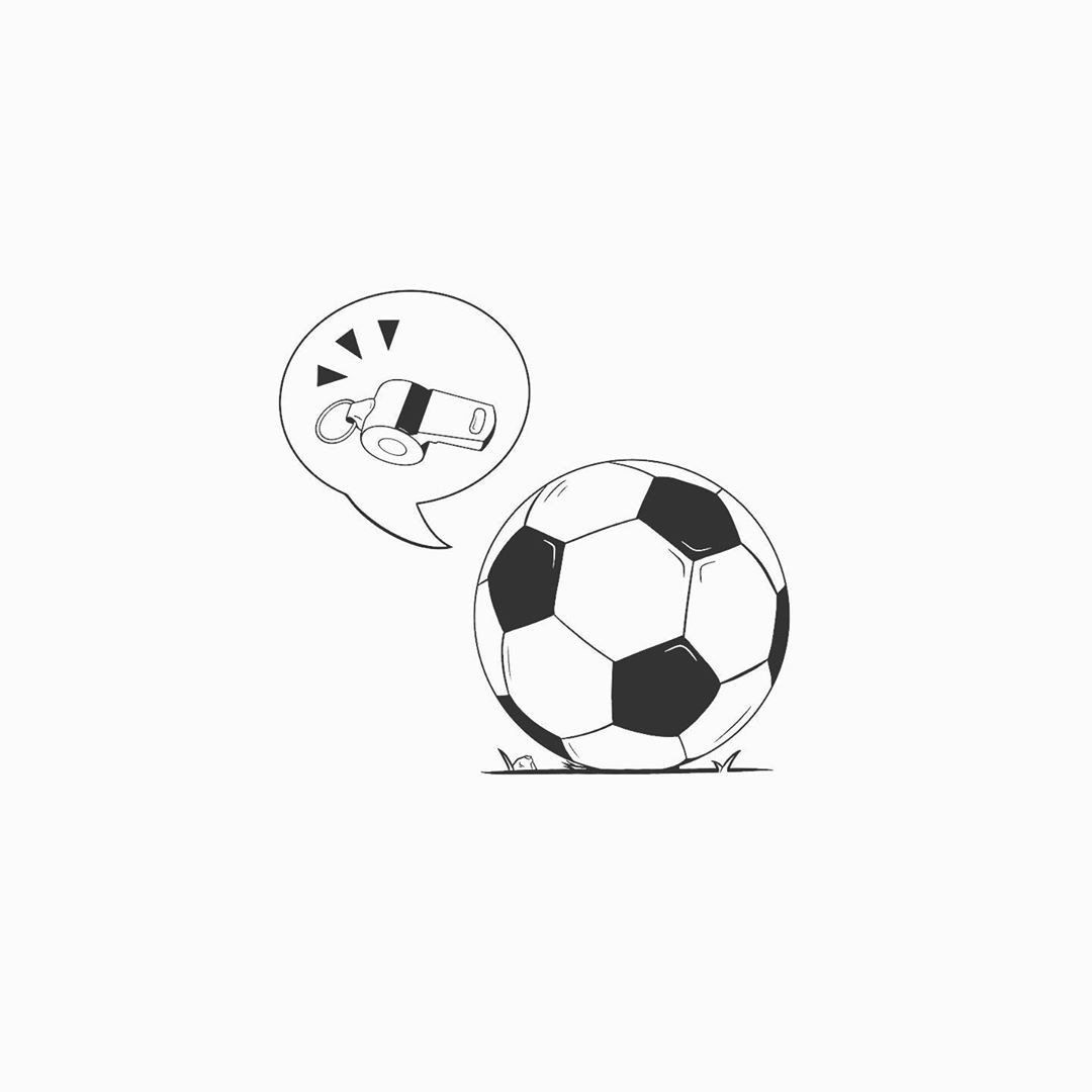 Pictochatr On Instagram Goal Football Soccer Ball Sport Goals Score Whistle Doodle Drawing Sketch In 2020 Doodle Drawings Drawings Pencil Drawings