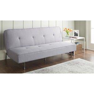 futon for basement basement ideas futon couch small futon grey rh pinterest ch