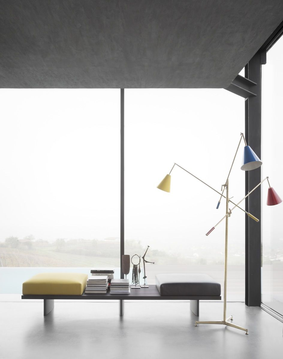 madabout interior design u201cConcrete loft style ADV Cassina photography