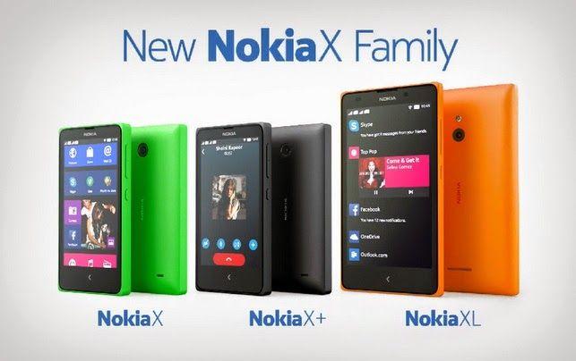 UNIVERSO NOKIA Firmware Update