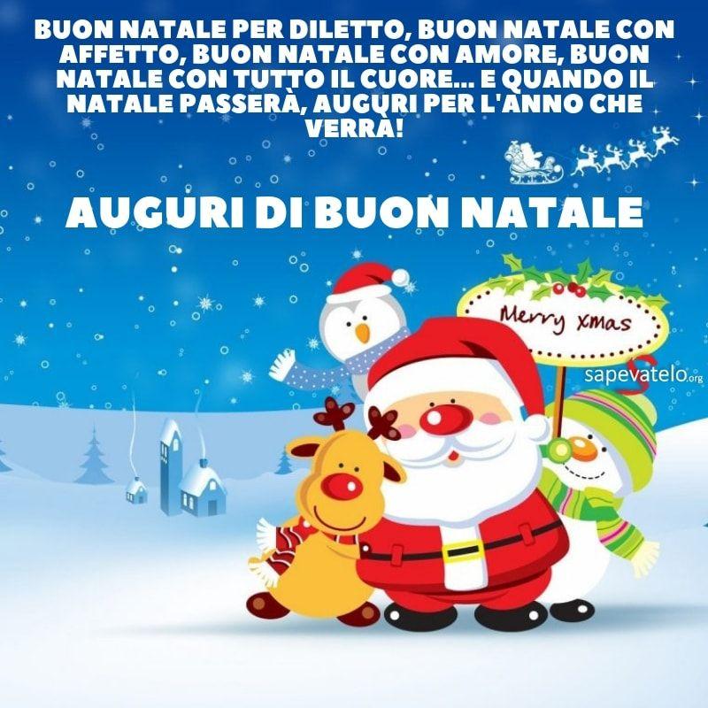 Auguri Di Buon Natale Messaggi.Auguri Di Buon Natale Frasi E Immagini Da Condividere Sapevatelo Buon Natale Natale Auguri Natale