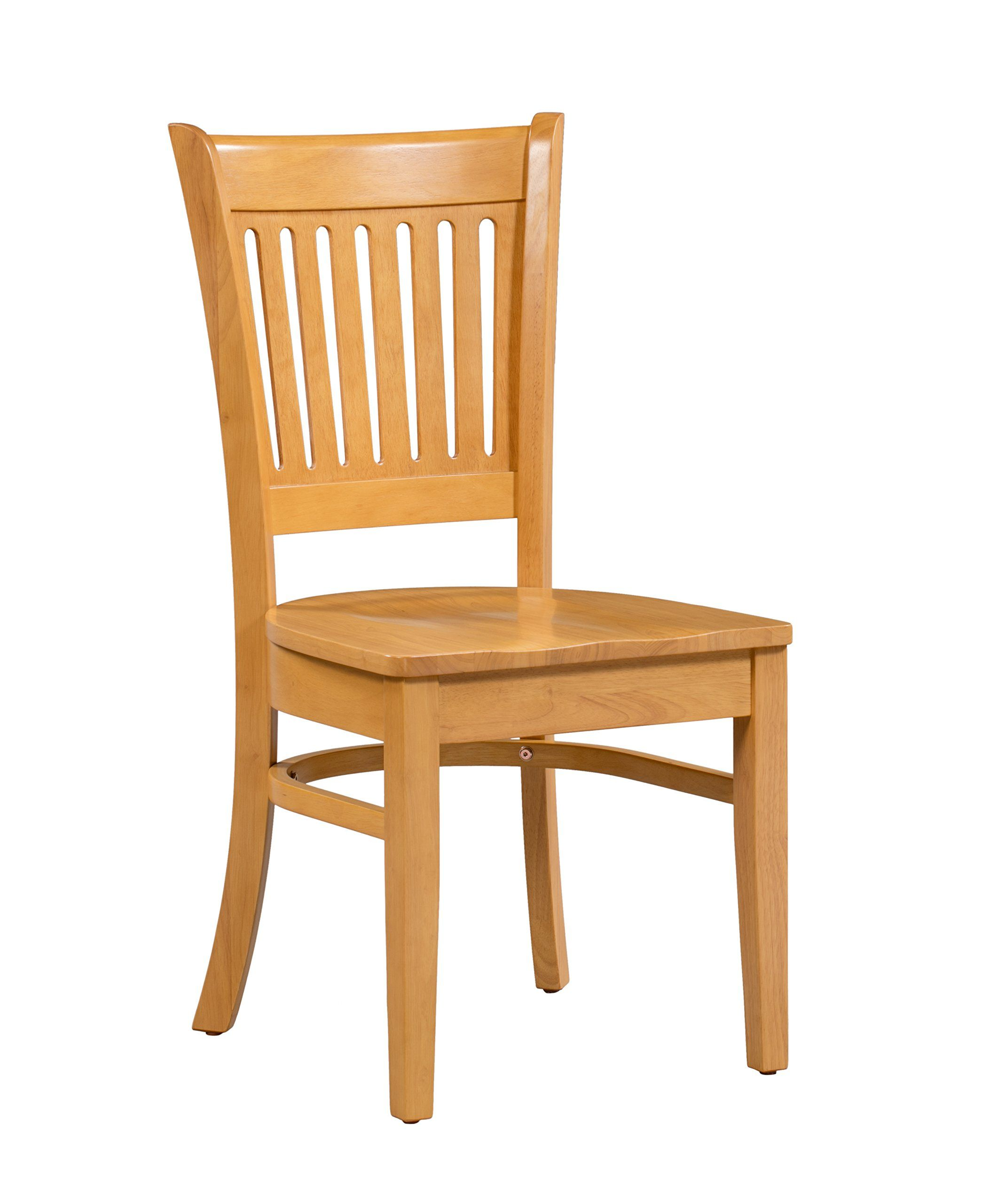 Trithi Furniture Bellingham Solid Wood Kitchen And Dining Chair