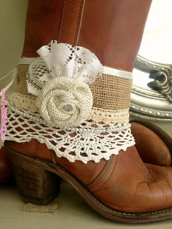 Pin by Anna McCown on Trying To Be Stylish #bootcuffs