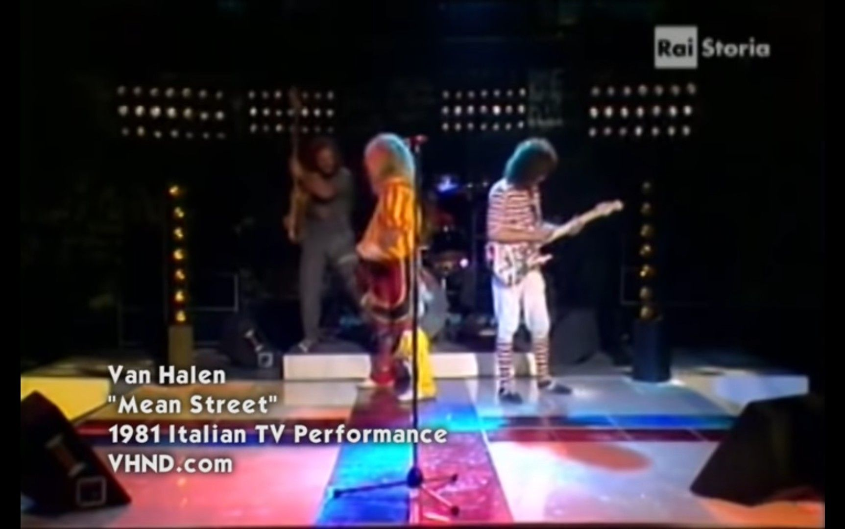 Pin By Bob Watson On Vid Pixz In 2020 Van Halen Videos Van Halen Halen
