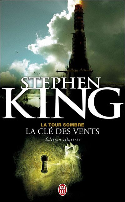 Cover planned for the upcomming french version of THE WIND THROUGH THE KEYHOLE (THE DARK TOWER 4.5)