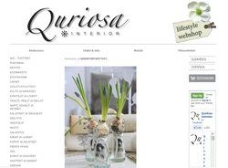 Quriosa - netti ja pihapuoti