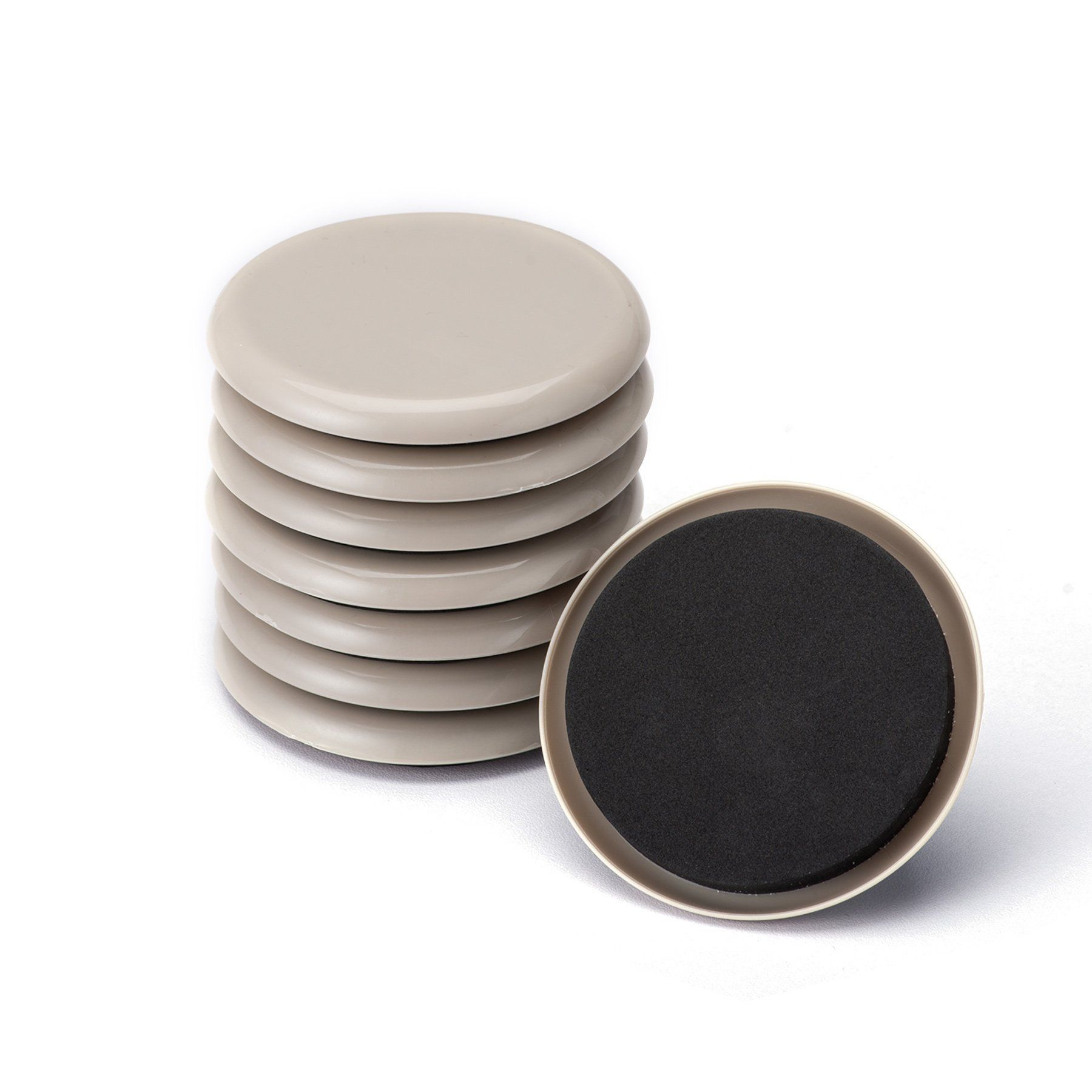 Furniture Sliders Co Z Reusable Round Movers For Heavy Furniture