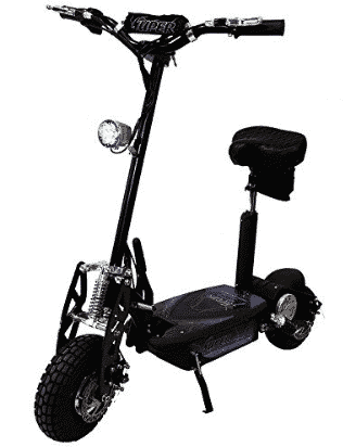 Scooter With Seat >> Best Electric Scooter With Seats Review April 2019 A Complete