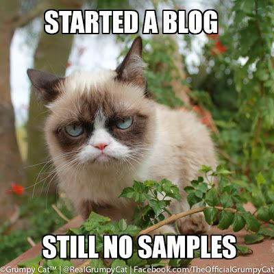 Grumpy Blogger Rants The Expectation Of Samples The London