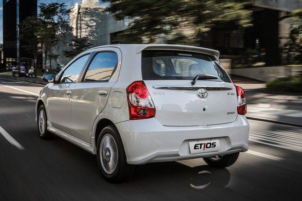 Toyota Etios Chega A Linha 2018 Com Novo Visual E Precos A
