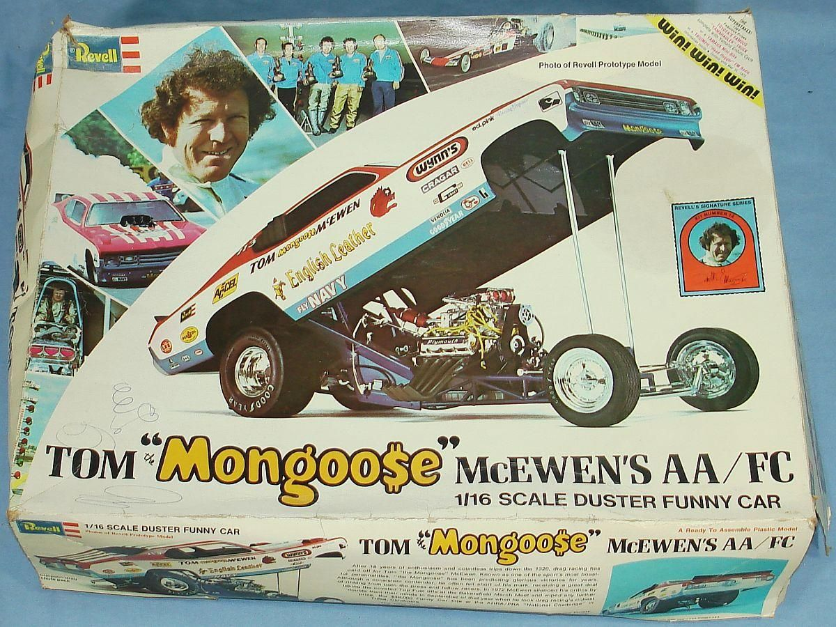 Image result for Revell  mongoose