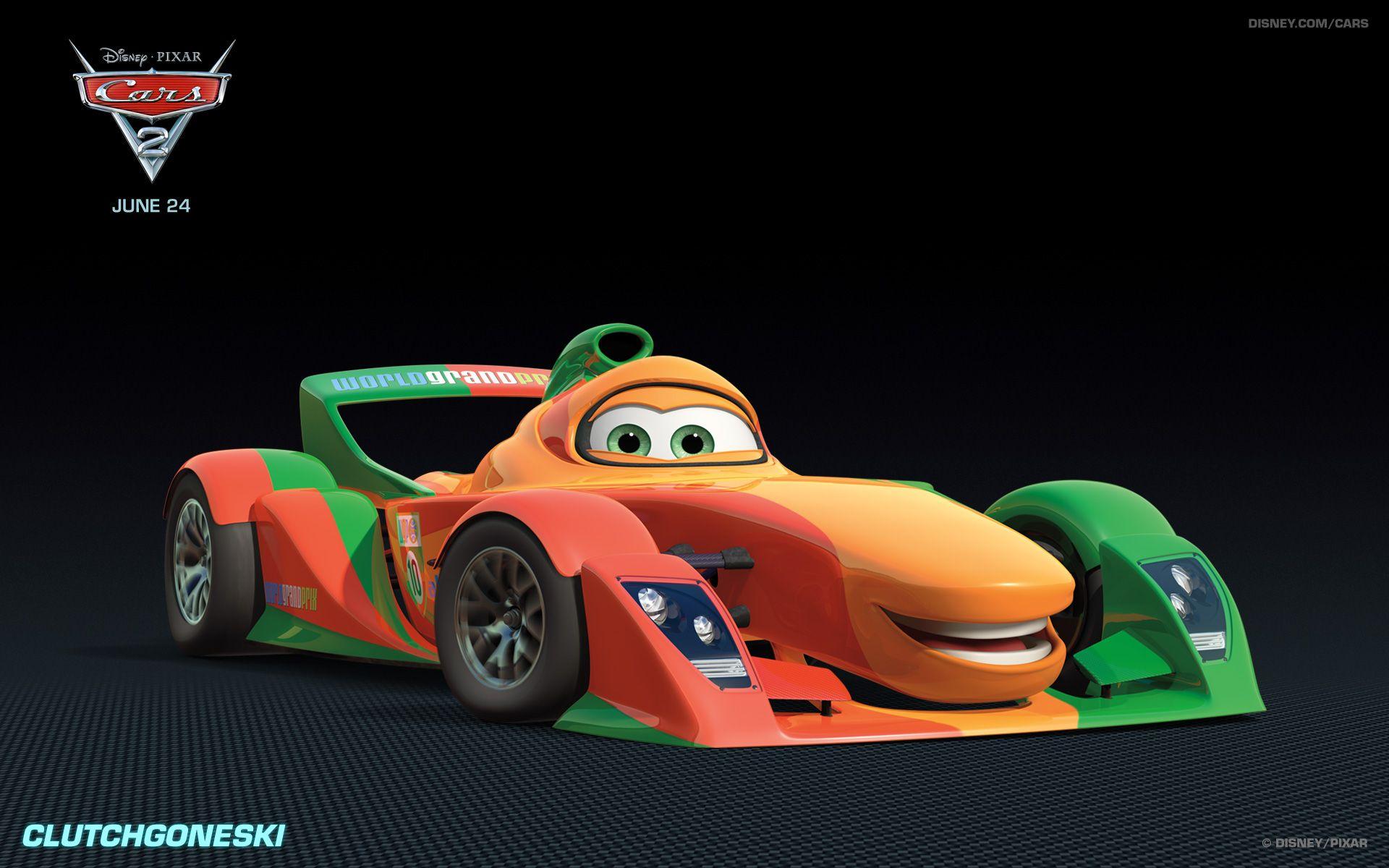Clutchgoneski Personajes Cars Disney Cars Pixar