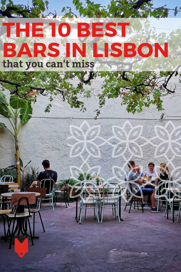 10 Best Bars in Lisbon to Discover on Your Next Visit ...
