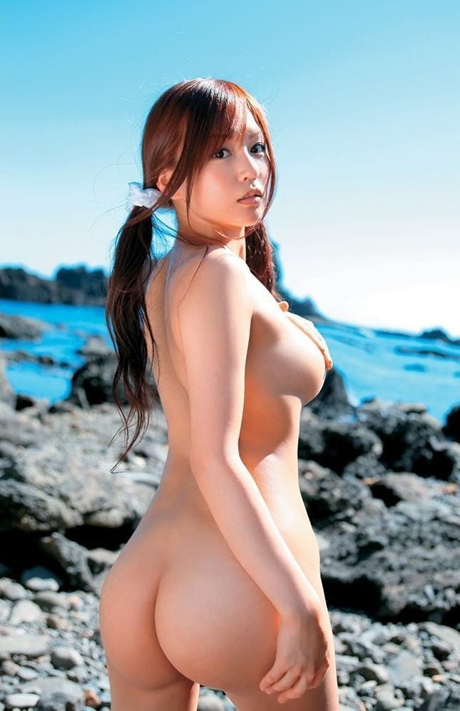 Hot sexy nude asian models