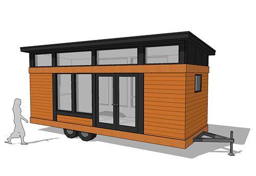 Models Tiny House Builders Tiny House Exterior Tiny House Storage