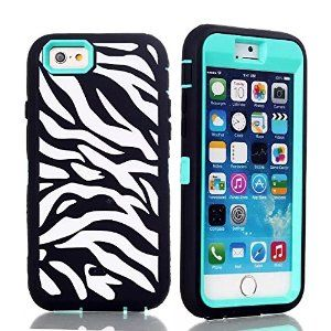 iphone 6 zebra case