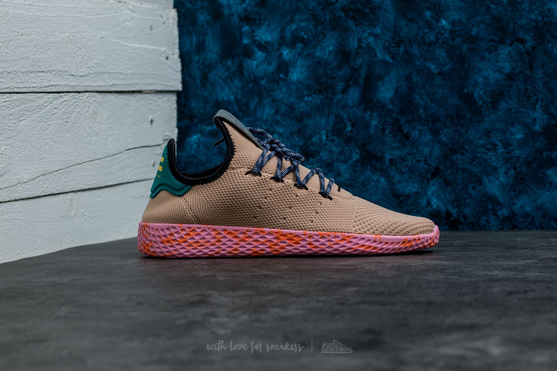 e879aede6 adidas Pharrell Williams Tennis HU Tan  Tan at a great price 108 € buy at  Footshop