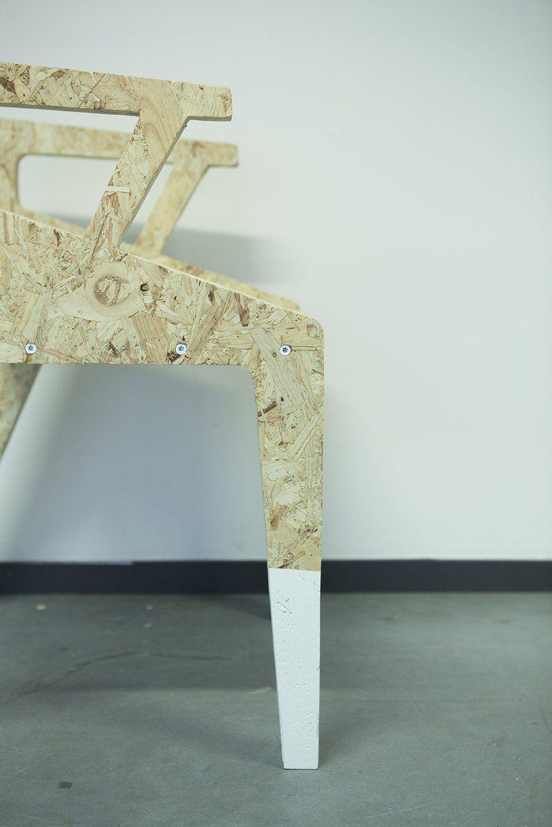 funky osb collection design osb plywood furniture plywood chair rh pinterest com