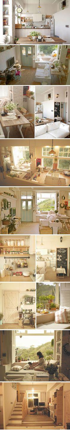 Ristrutturazione Mito open-space soggiorno, sala da pranzo e ...