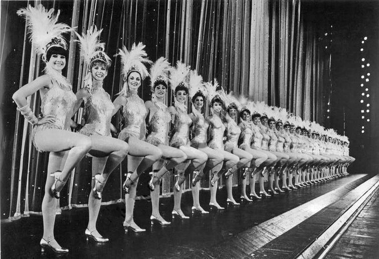 Photos reveal very racy loophole used for naked showgirls