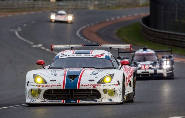 Viper Exchange Dodge Viper Srt Gts R 53 2015 Lemans 24hrs