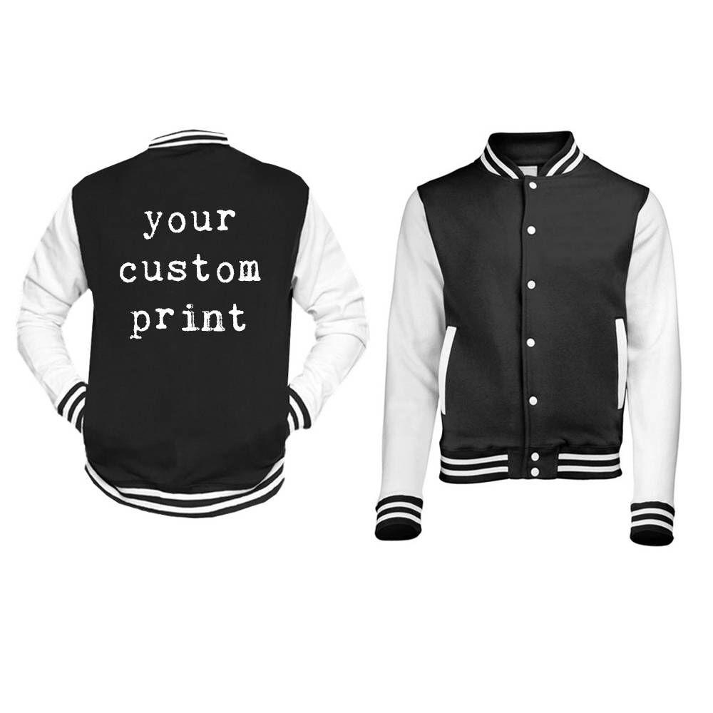 Personalized Baseball Jacket, Custom Varsity Jacket, Best Friend ...