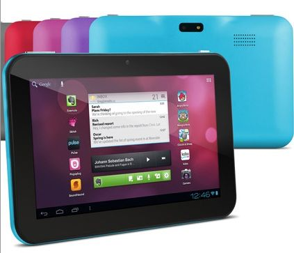 walmart hkc tablet 8 inch purple ematic pro series with wifi 7 touchscreen tablet pc only 7900