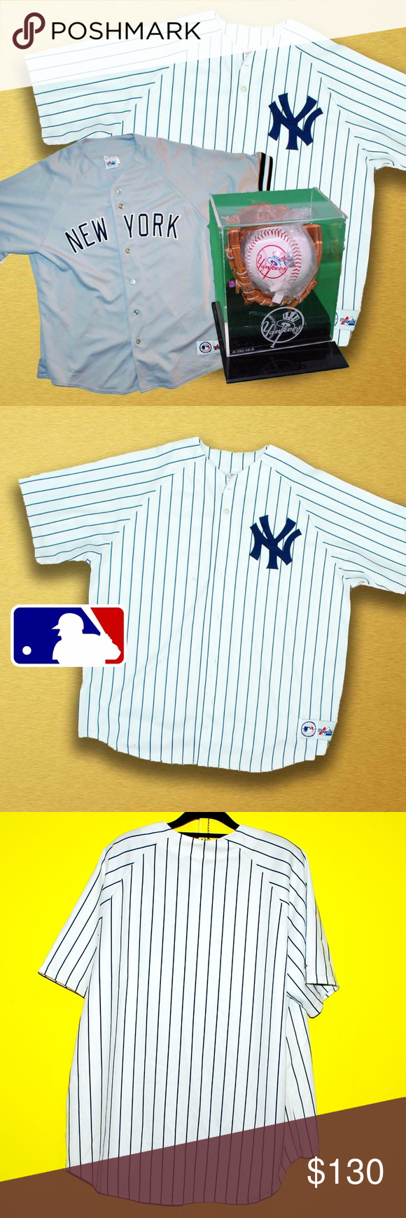 Yankees Bundle Home Away Jersey Display Case Jersey Display Case Jersey Display Red Sox Jersey