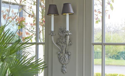 Raphael wall light perfect for your orangery style conservatory a collection of pendant lights and wall lights ranging from a single pendant light through to large chandeliers aloadofball Image collections