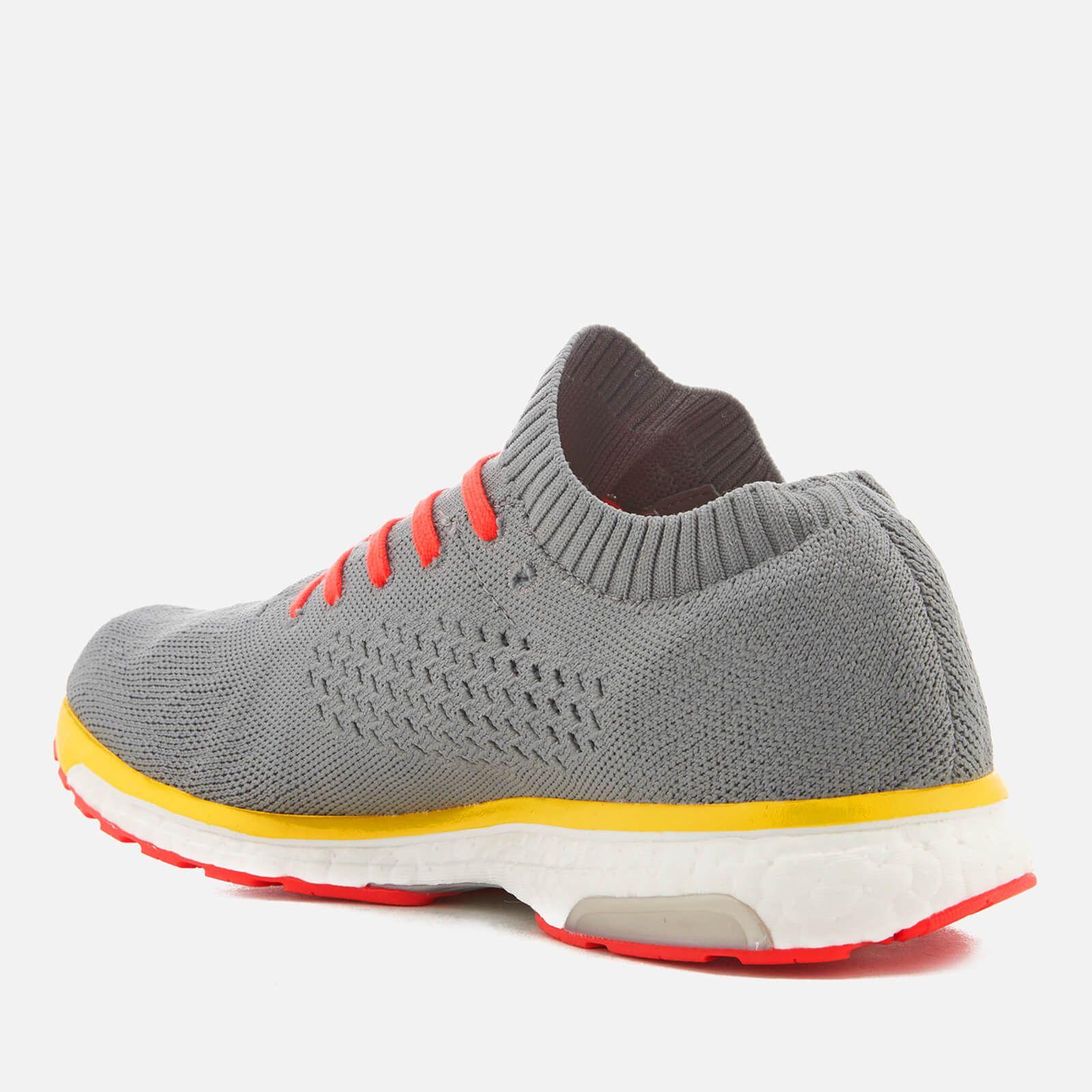 Grey|Black|Yellow Adidas adiZero Prime Boost KOLOR