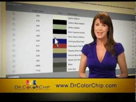 Dr  ColorChip Automotive Paint Chip Repair Kit - Dr